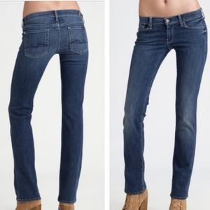 7 For All Mankind Lexie Straight Leg Jeans
